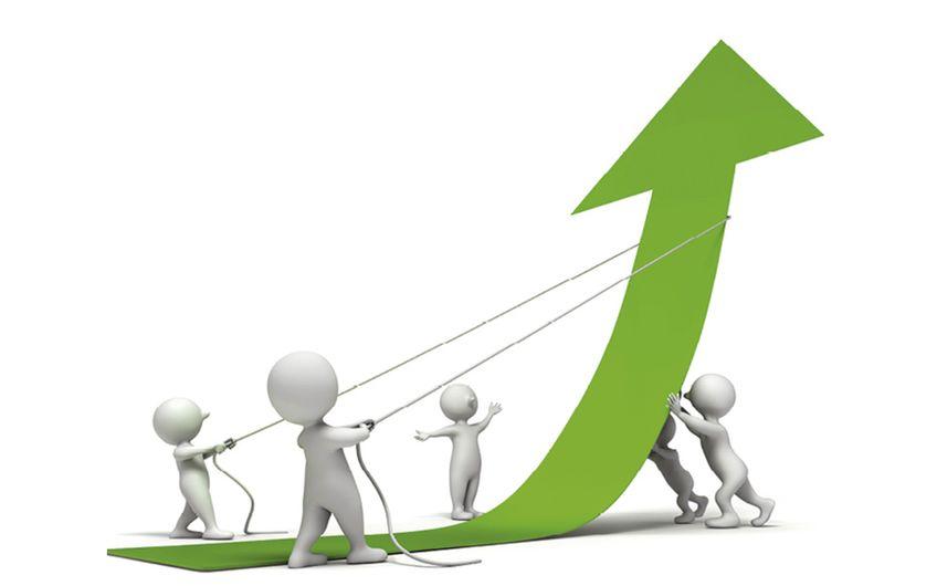 Unternehmenspraxis: Rekord-Beschäftigungsplus erwartet