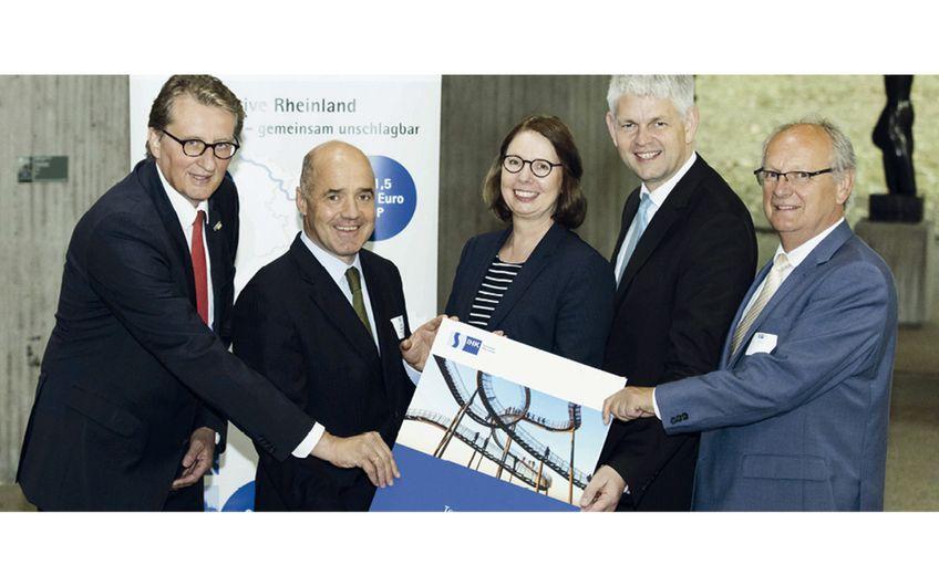 Tourismusbarometer Rheinland 2018: Tourismusbarometer Rheinland
