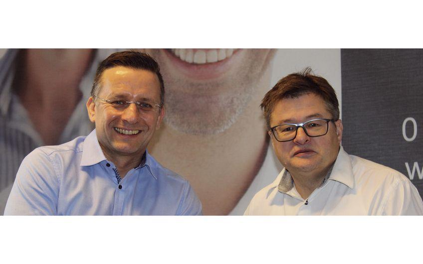 Kay Stiefermann und Jürgen Preuß