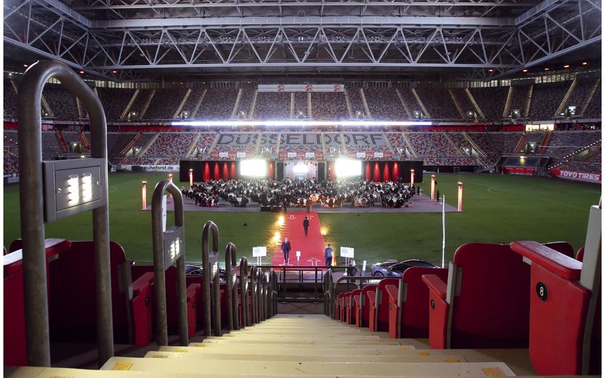 D.LIVE: Konferenzen, Messen, Betriebsversammlungen