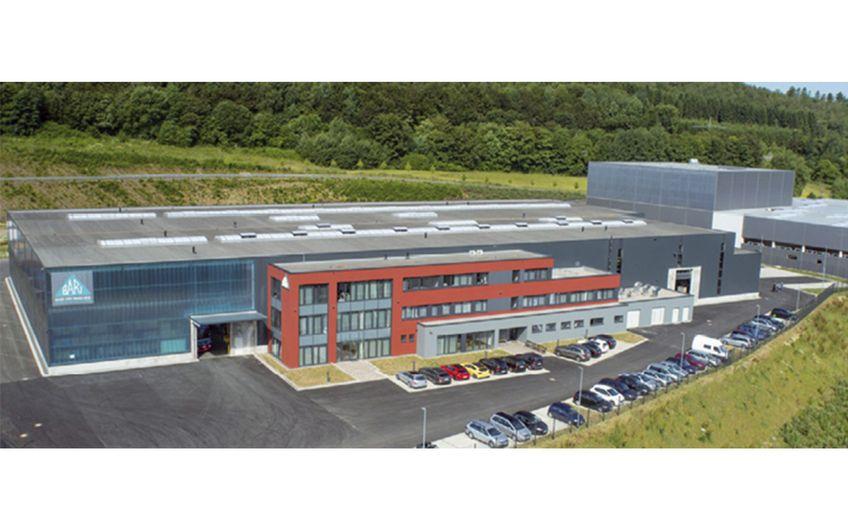 Bade und Rinscheid Metallwarenfabrik