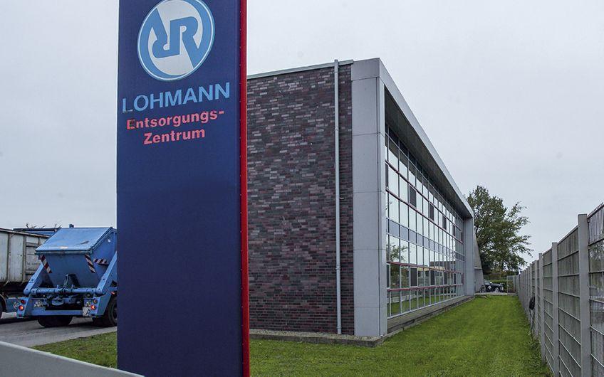 Firmensitz in Emsdetten Foto: Michael Sommer