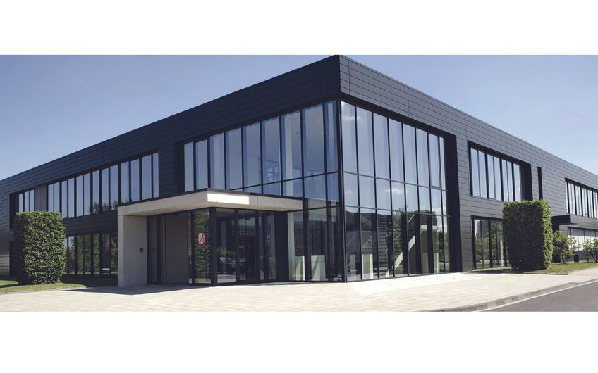 Neubau der Eduard Kronenberg GmbH im Technologiepark Haan