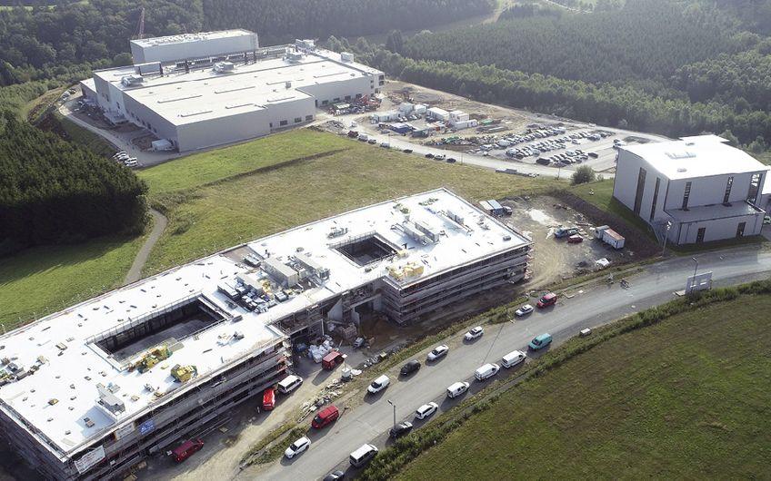 Die größten Unternehmen im Märkischen Gewerbepark Rosmart