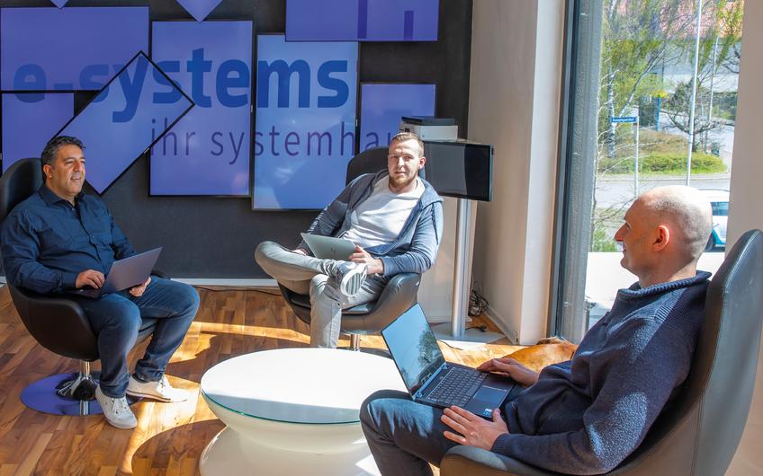 e-systems Ihr Systemhaus: Wenn Digitalisierung Spaß macht: