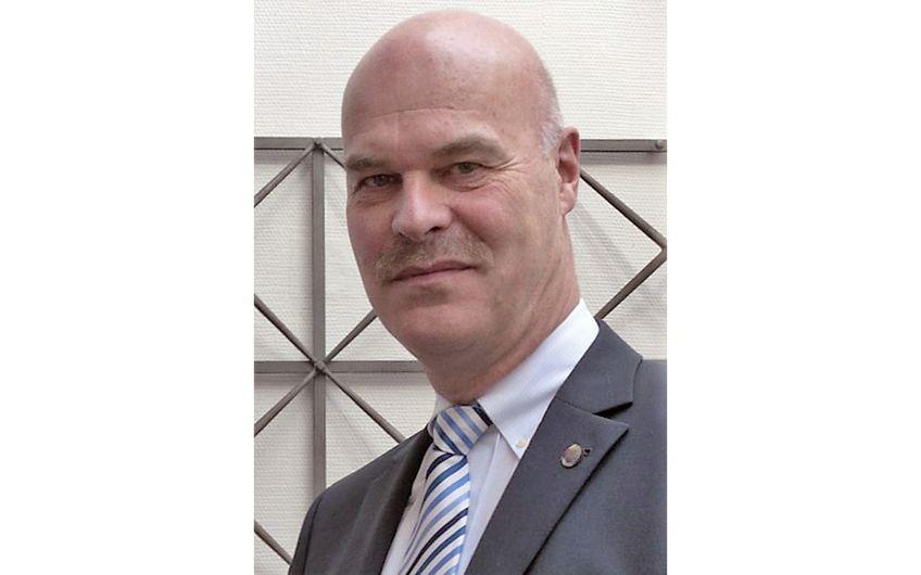 Heribert Baumeister, Bundesinnungsmeister Kälte- und Klimatechnik (Foto: Tobias Kleinehr)