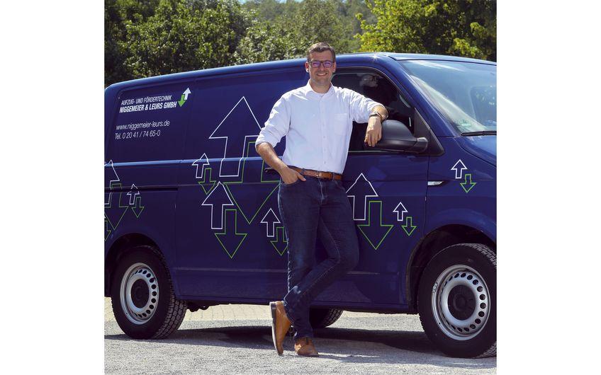 Aufzug- und Fördertechnik Niggemeier & Leurs: Starker Partner für Aufzug-Service