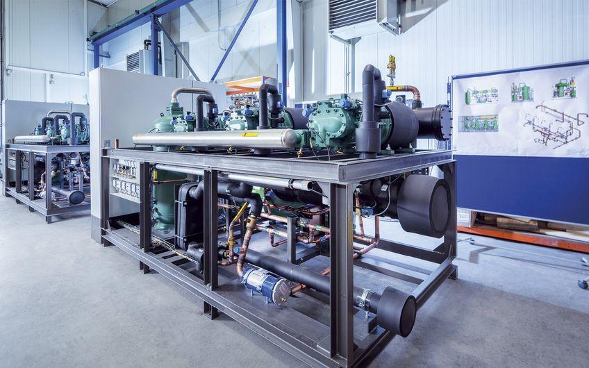 Die ECOPRO 2.0-Serie nutzt viele Energie- spartechnologien bei der Kälteerzeugung.