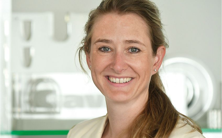 Anne Rozsa-Kreideweiss führt das Unternehmen in vierter Generation