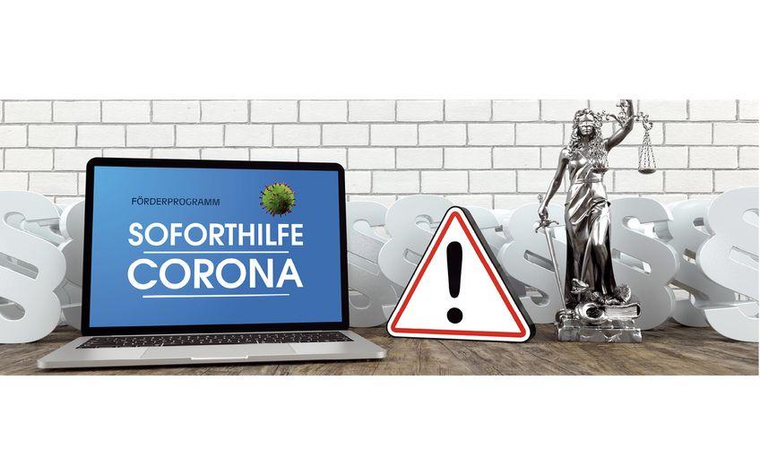 Corona-Soforthilfen: Mit heißer Nadel gestrickt