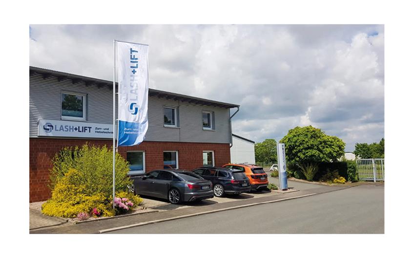 Firmengebäude in Soest
