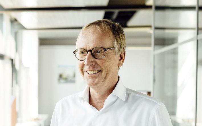 Architekt und Stadtplaner Dr. Burkhard Schrammen (Foto: Max Brunnert)