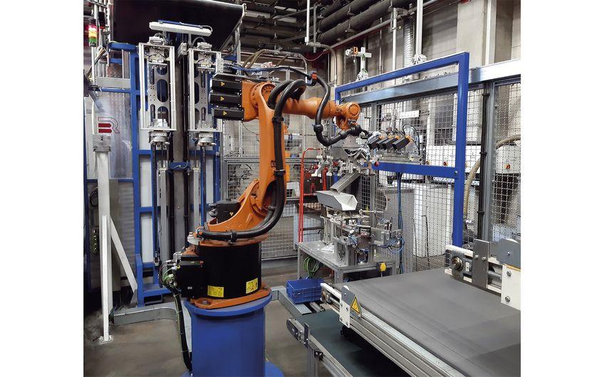 Schubert Maschinen- und Anlagenbau: Wir automatisieren, Sie produzieren