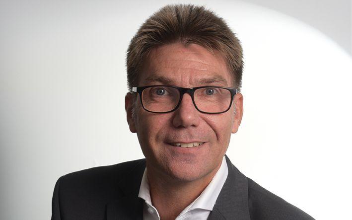 Geschäftsführer Erik Welmans