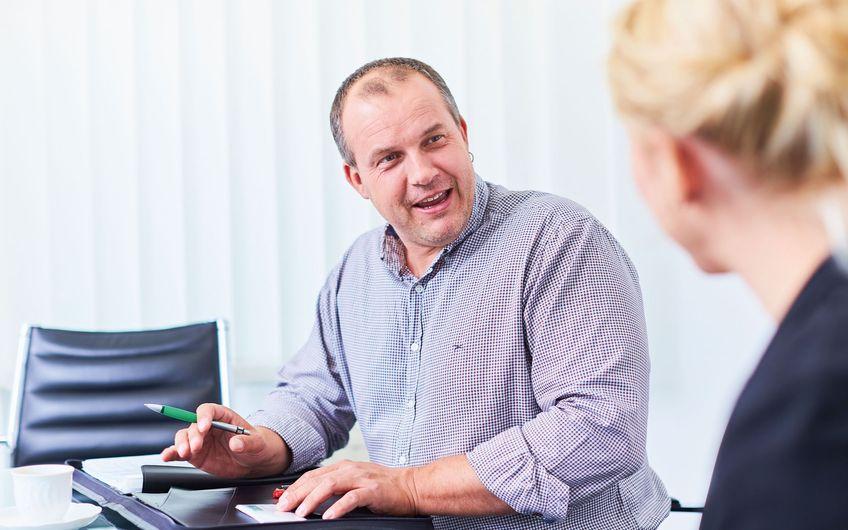 Carsten Kremer, Prokurist und Kundenberater (Foto: WVK)