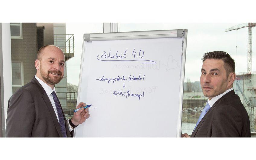 PEAG Personal GmbH: Mit gutem Beispiel vorangehen