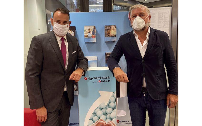 HypoVereinsbank | Pixlip: Kontaktlos gegen Corona