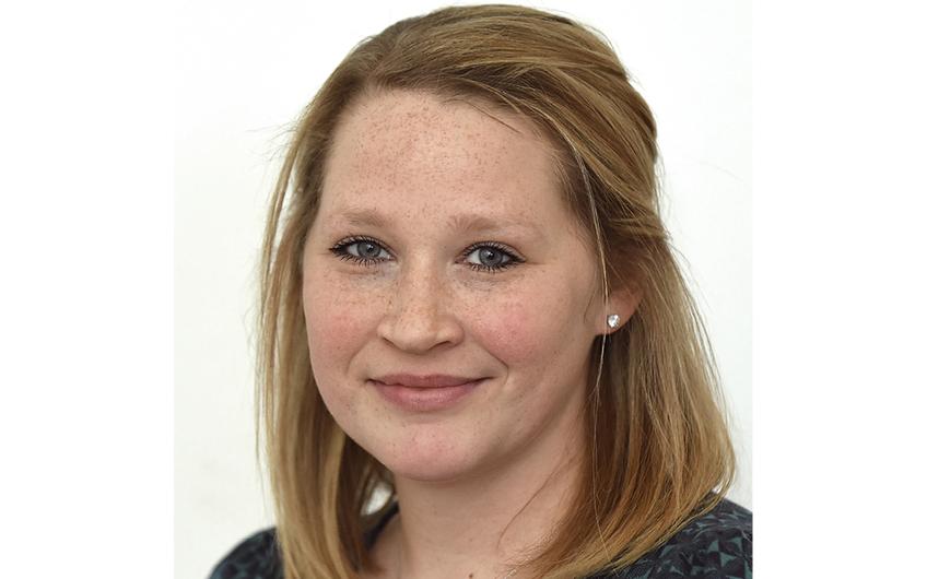 Janine Winkels führt dasUnternehmen, das ihre Eltern gegründet haben,seit 2008