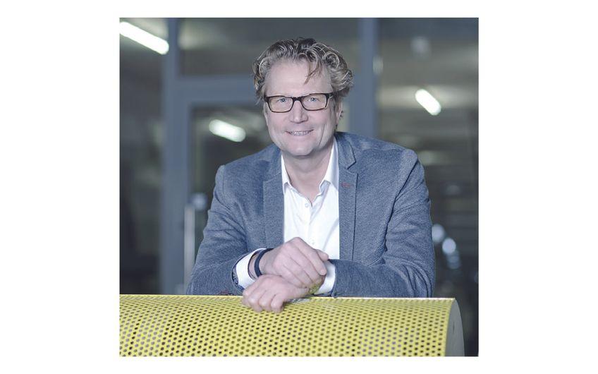 Dipl.-Ing. Jochen Siebel, Architekt und Geschäftsführer