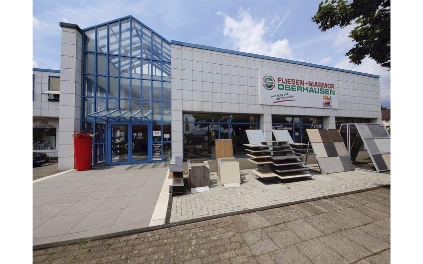Fliesen + Marmor Oberhausen: Neue Perspektive