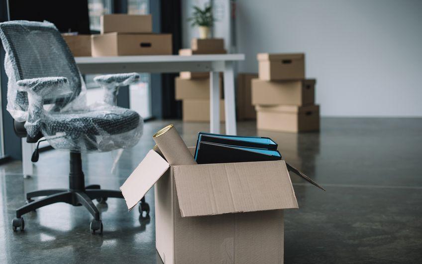 Firmenumzug: Wenn Firmen umziehen