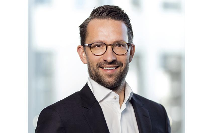 Oliver Schlodder, neues Mitglied der  Geschäftsführung von Ista Deutschland (Foto: ista International GmbH)