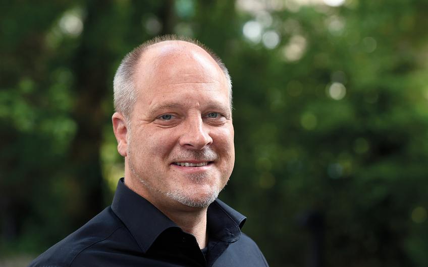 Geschäftsführer Markus Münstermann
