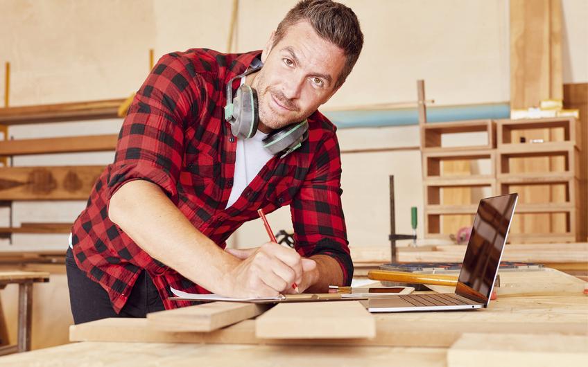 Holz statt Beton