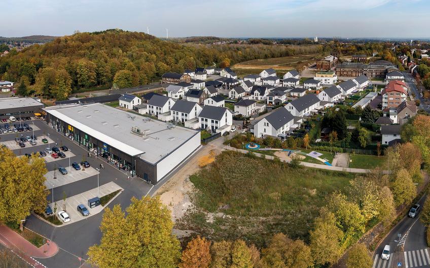 RAG Montan Immobilien: Calluna Quartier in Oer-Erkenschwick