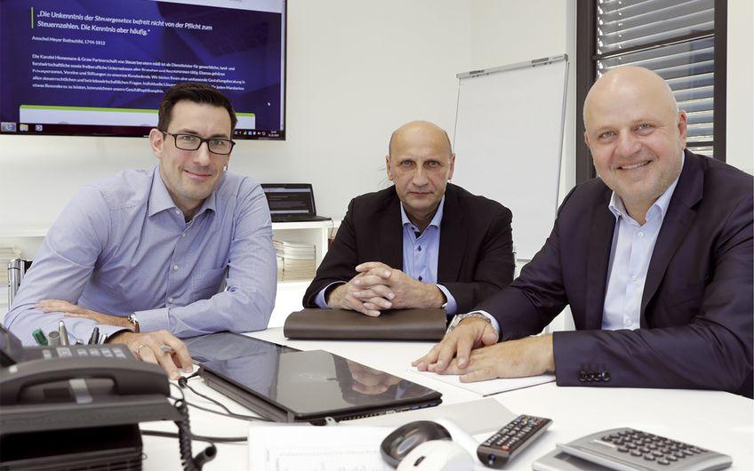 Hinnemann & Graw Partnerschaft von Steuerberatern : Digitale Kanzlei