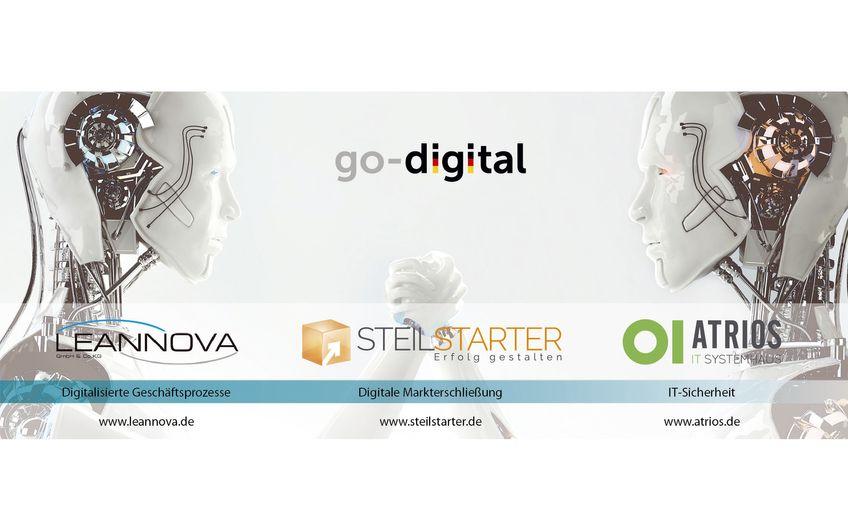 Steilstarter: Digital gehen –