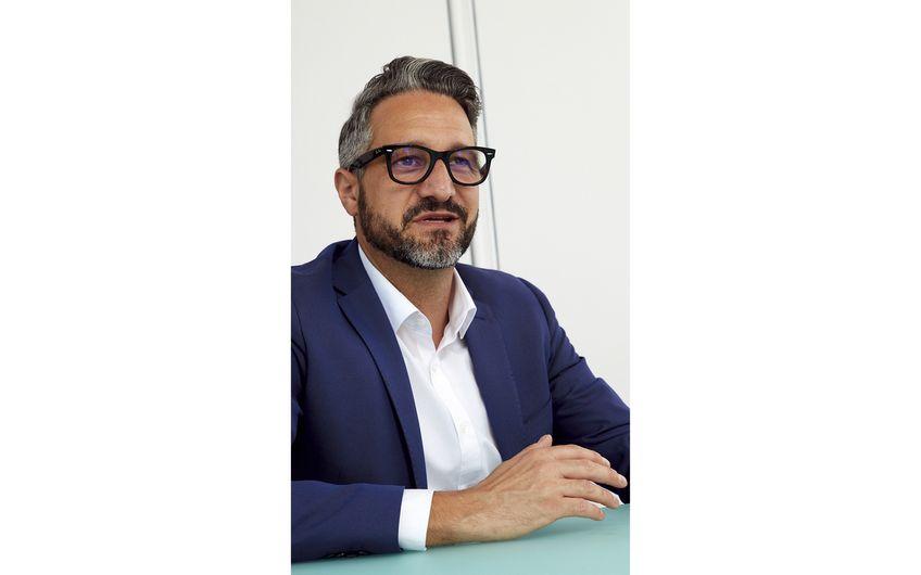 Fabio Pastars, Geschäftsführer für Vertrieb und Marketing