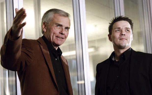 Geschäftsführer Bernd Knipper & Guido Knipper (v.l.)