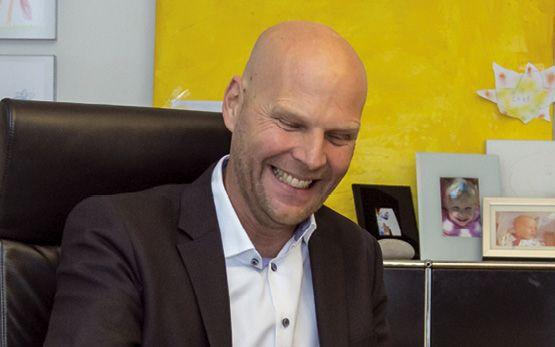 Marcus Seybicke, Geschäftsführer der Kopiererwelt