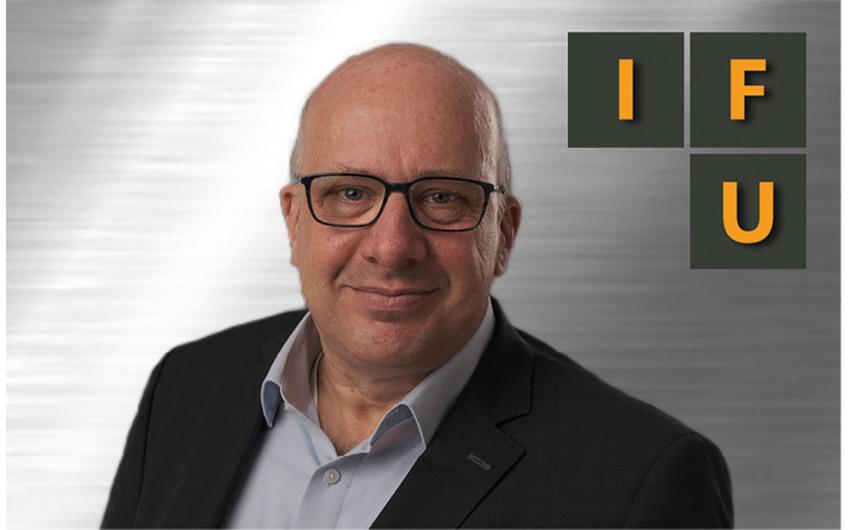 Hans-Joachim Waibel,  Geschäftsführer Institut für Umformtechnik (IFU)