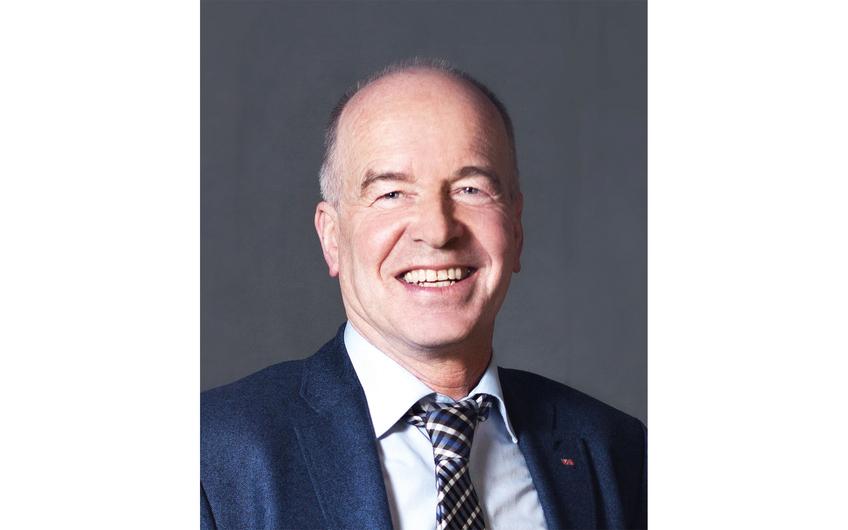 Klaus Brüggenolte, Vizepräsident der  Architektenkammer Nordrhein-Westfalen
