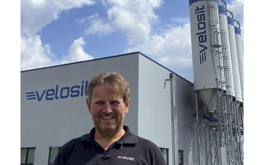 Der Geschäftsführer Dr. Jens Hofele