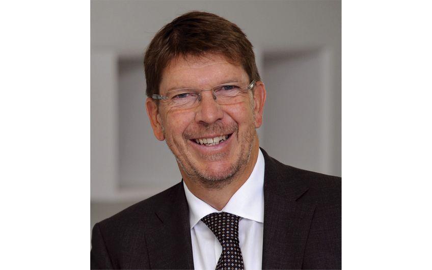 Hendrik Hund, Vorsitzender des Industrieverbands Büro und Arbeitswelt eV (IBA)