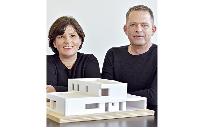 A+B Holtkamp Architekten: Kein Haus von der Stange