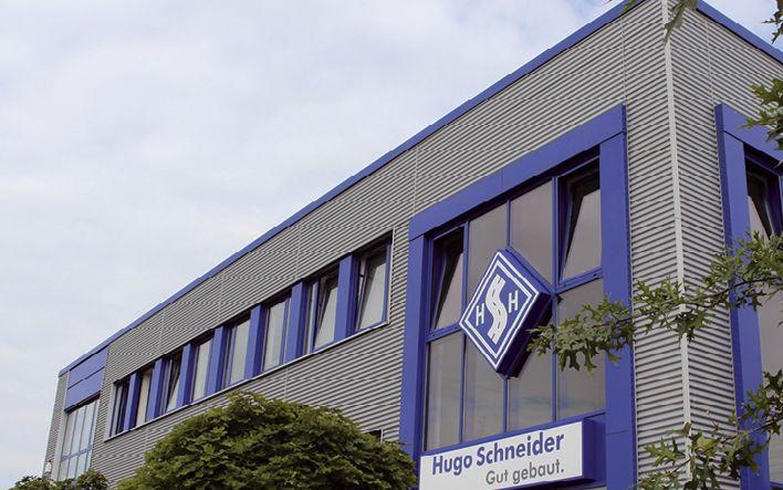Hugo Schneider: HUGO SCHNEIDER