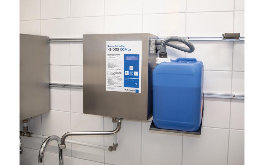 Schulz Hygienetechnik-Hygieneservice