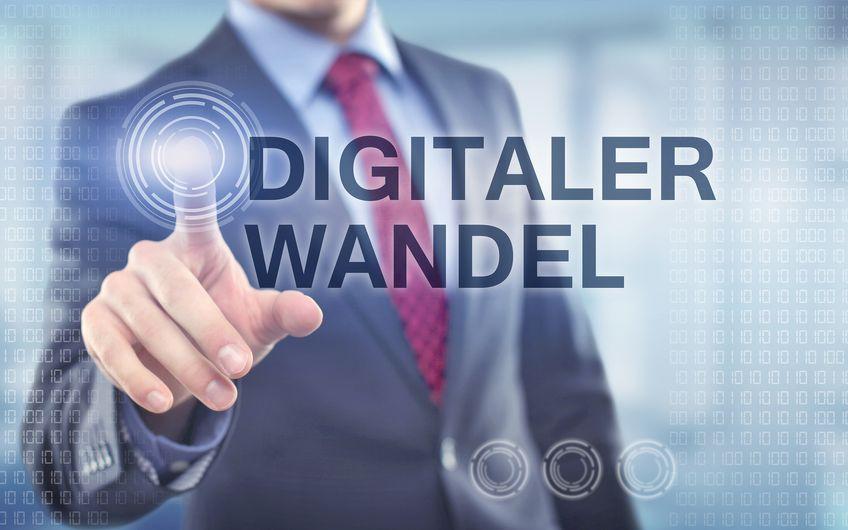 Die Digitalisierung meistern