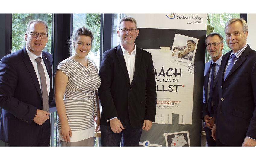 Südwestfalen Agentur: Mehr Mitglieder, mehr Möglichkeiten und Maßnahmen