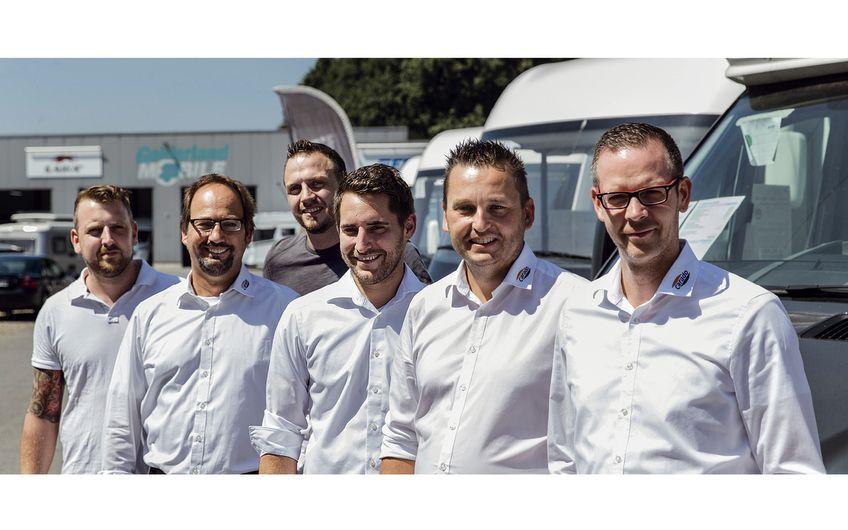 Lutz & van Bebber: Die Sehnsucht nach Freiheit: unterwegs im Reisemobil