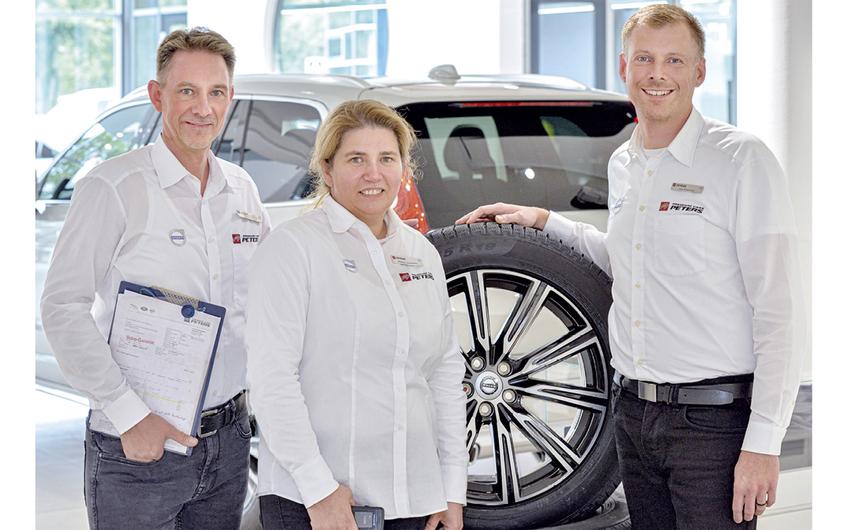 Das in dritter Generation geführte Familienunternehmen Premium Cars Peters ist spezialisiert auf Jaguar, Land Rover und Volvo und bietet dazu ein umfassendes Service-Angebot
