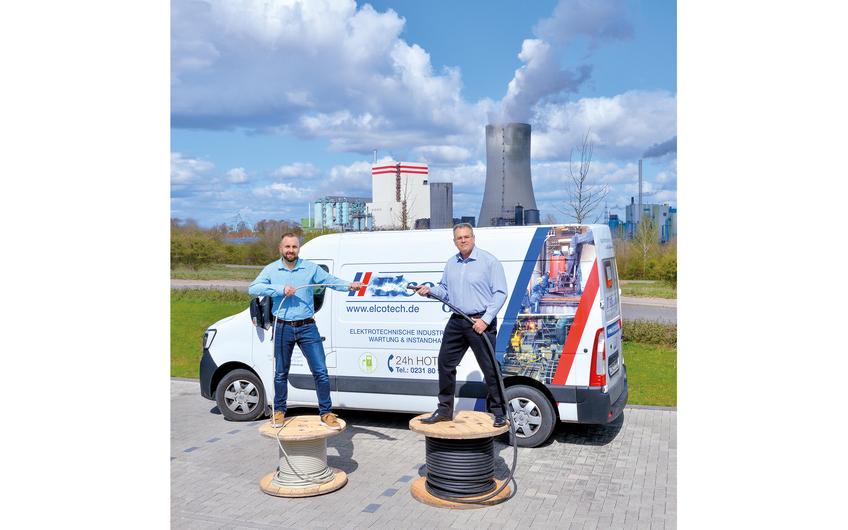 Elcotech Group: Energiegeladen in die Energiewende