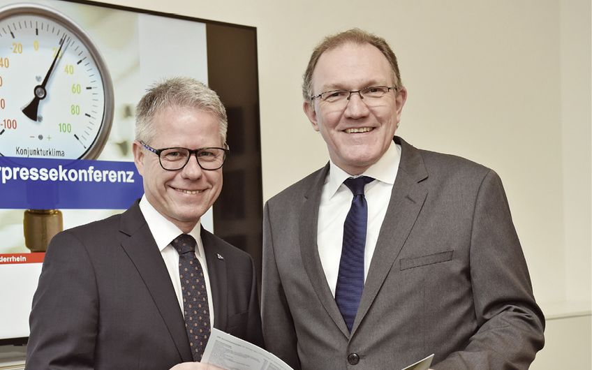 IHK Mittlerer Niederrhein: Konjunktur am Scheideweg
