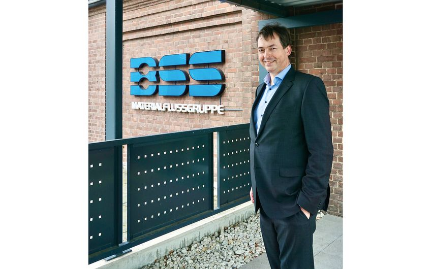 Martin Gräb, Geschäftsführer bei BSS(Foto: Emrich Welsing)