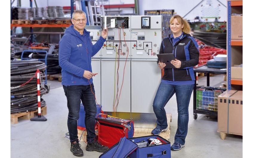 Valtin Elektro : Stromversorgung ist Vertrauenssache