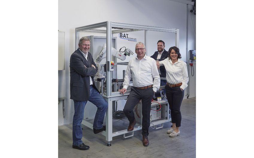 BAT Maschinenbau: 100 Prozent made in Germany